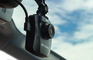 Transcend DrivePro 230 - rejestrator trasy wspierający bezpieczną jazdę