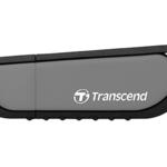 Transcend JetFlash Vault 100 – wytrzymały pendrive z funkcją szyfrowania