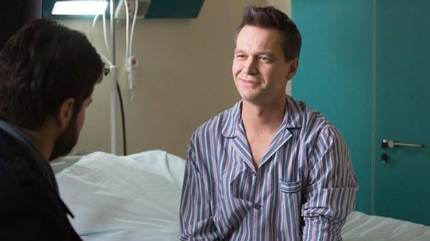Transplantacja się udała, ale w czasie operacji był też dramatyczny moment. /www.nadobre.tvp.pl/