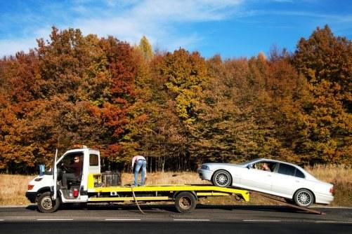 Transport do Polski na lawecie /Shutterstock