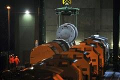 Transport odpadów radioaktywnych w Niemczech dotarł do celu