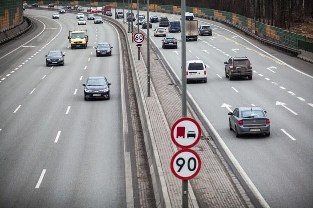 Trasa S8 w Warszawie /Adam Burakowski /Reporter
