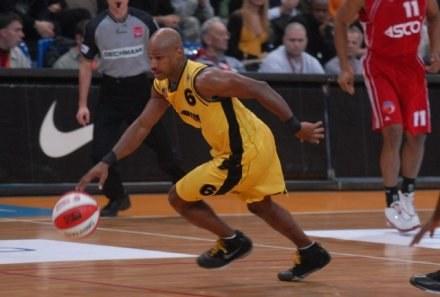 Travis Best, fot: Mariusz Kraczaniec /Agencja Przegląd Sportowy