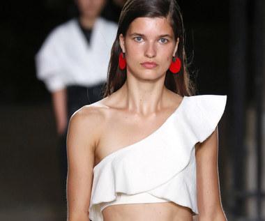Trendy: Biała bluzka