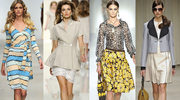 Trendy na wiosnę i lato 2012