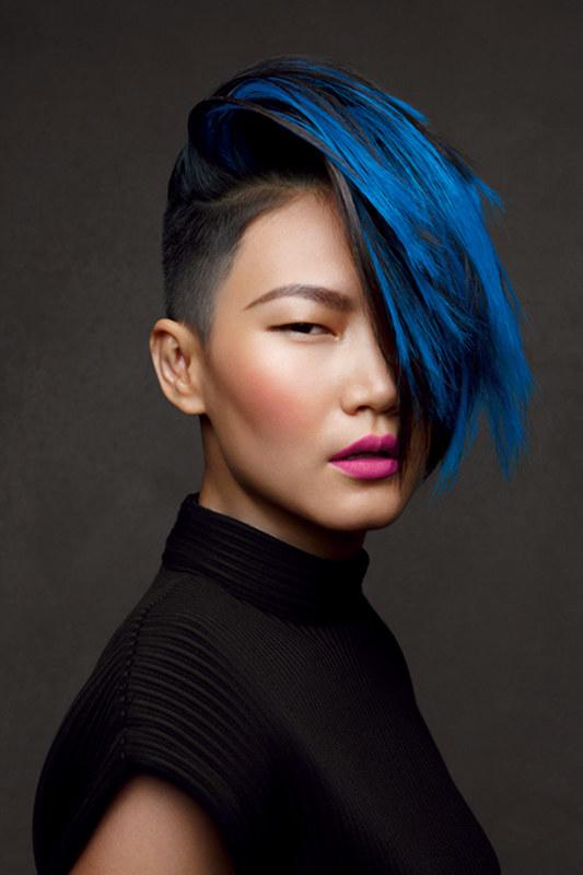 Trendy Schwarzkopf 2013: Sleek colour /materiały prasowe