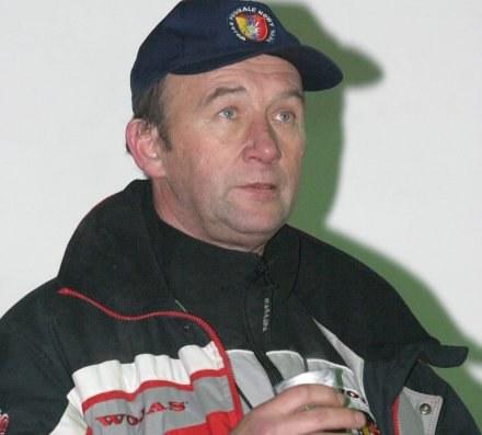 Trener Andrzej Słowakiewicz, fot: Łukasz Grochala /Agencja Przegląd Sportowy