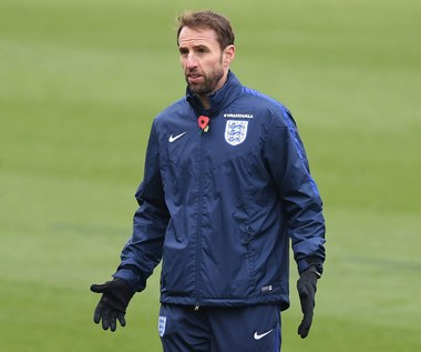 Trener Anglików Gareth Southgate odkrył karty. Wideo