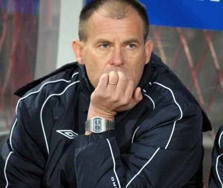 Trener Arki - Marek Chojnacki /ASInfo