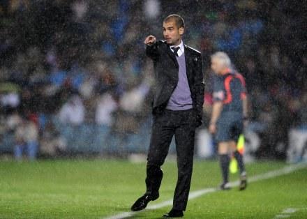 Trener chce, by zespół skoncentrował się na futbolu /AFP
