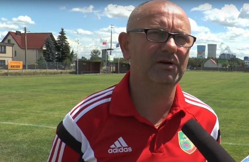Trener Miedzi, Dominik Nowak /