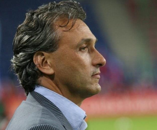 Trener Robert Maaskant i drużyna Wisły Kraków wrócili już z Zakopanego /INTERIA.PL/PAP