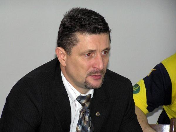 Trener Skry Bełchatów, Ireneusz Mazur /INTERIA.PL