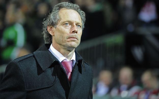 Trener Twente - Michel Preud'homme. /AFP