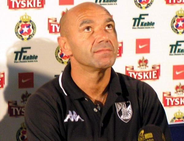 Trener Vitorii Guimares, Jaime Pacheco /INTERIA.PL