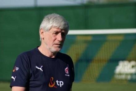 Trener Zamilski z powołanych wyłoni ostateczny kształt kadry U-21 na mecze z Hiszpanią i Finlandią /ASInfo