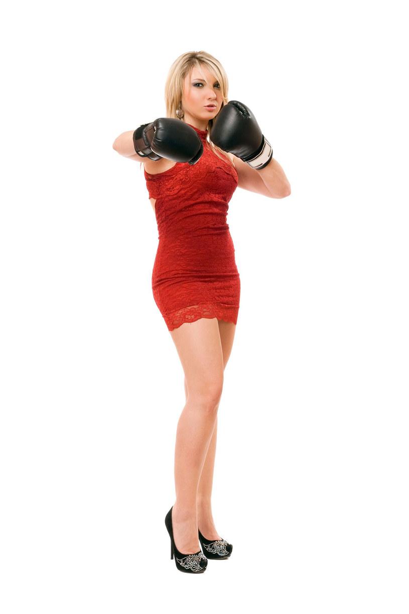 """Trening bokserski to sposób na pozbycie się """"złej energii"""" /©123RF/PICSEL"""