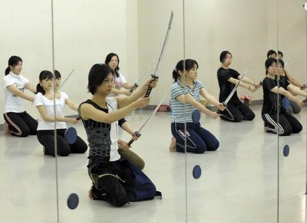 Trening sprzyja zgrabnej sylwetce i pomaga rozładowac stress /AFP