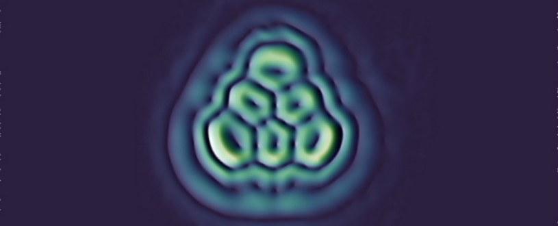 Triangulen stworzony przez naukowców IBM /materiały prasowe