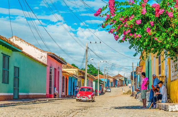 Trinidad - urokliwe miasteczko na Kubie /123/RF PICSEL