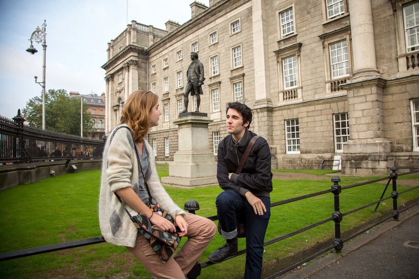Trinity College /fot. Chris Carmichael /The New York Times Syndicate