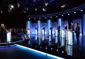 Triumf Adriana Zandberga. Ekspert ocenia debatę liderów