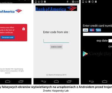 Trojan dla Androida Asacub - od kradzieży informacji po oszustwa finansowe