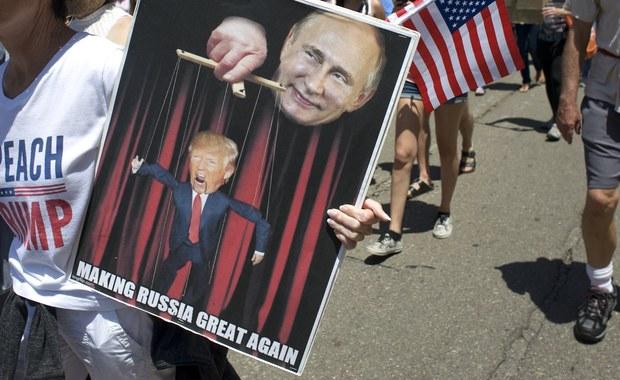 """Trump rzuca gazowe wyzwanie Rosji. """"Bardziej przypomina komiwojażera niż polityka"""""""