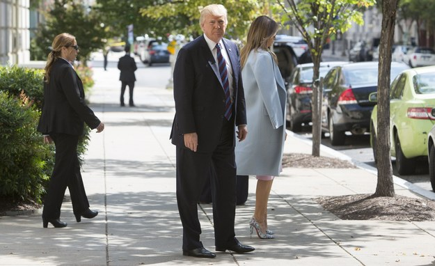 Trump: Stany Zjednoczone są gotowe wykorzystać potencjał dyplomatyczny, konwencjonalny i nuklearny