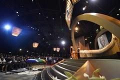 Trwa ceremonia pożegnalna Nelsona Mandeli