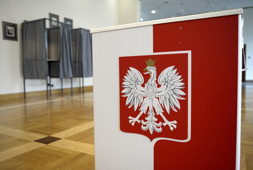 Trwa głosowanie /Darek Delmanowicz /PAP