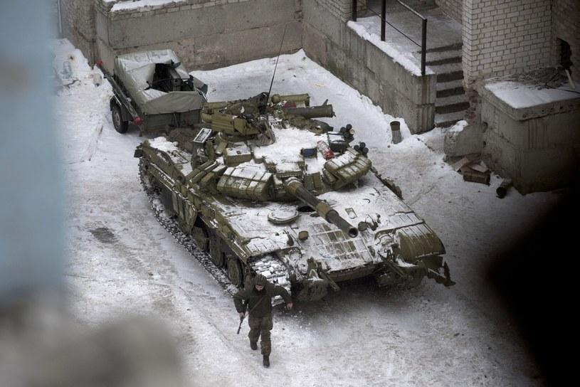 Trwa ostrzał centrów Doniecka i Awdijiwki. Są zabici /PAP/EPA