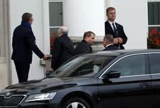 Trwa spotkanie Andrzeja Dudy z Jarosławem Kaczyńskim