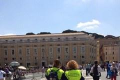 Trwają przygotowania do uroczystości kanonizacji Jana Pawła II w Watykanie
