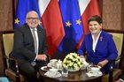 Trwają rozmowy z przedstawicielami Komisji Europejskiej