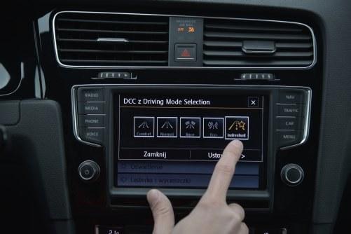 Tryb Individual pozwala kierowcy na dobranie optymalnych dla niego ustawień... /Motor