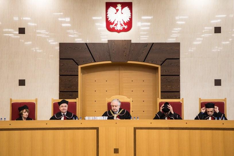 Trybunał Konstytucyjny /Maciej Luczniewski /Reporter