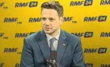 Trzaskowski w RMF FM: Pomnik postawiono z łamaniem prawa