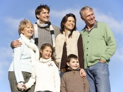 Trzeba podnieść odporność całej rodziny, dzięki temu unikniemy zarażania się nawzajem  /© Panthermedia