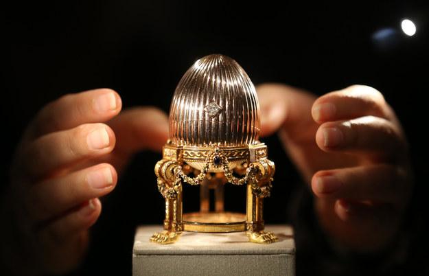 Trzecie jajko cesarskie /Getty Images