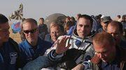 Trzej kosmonauci z ISS wrócili na Ziemię