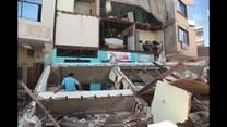 Trzęsienie ziemi w Ekwadorze: Rośnie liczba ofiar