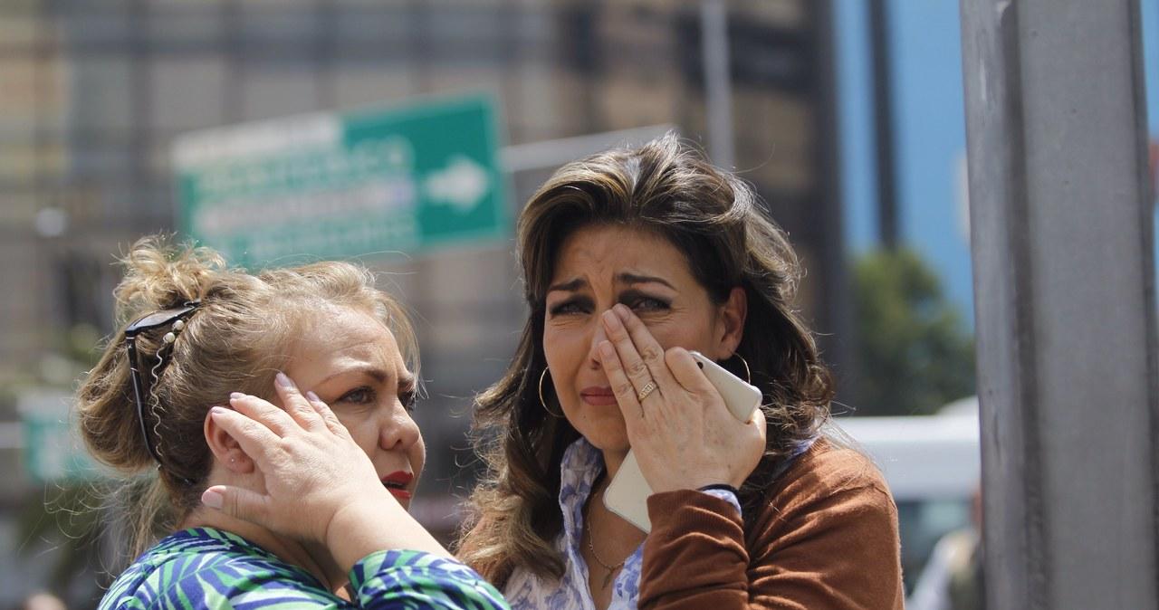 Trzęsienie ziemi w Meksyku. Kilkadziesiąt ofiar i duże zniszczenia