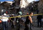 Trzęsienie ziemi we Włoszech: Trwa akcja ratunkowa
