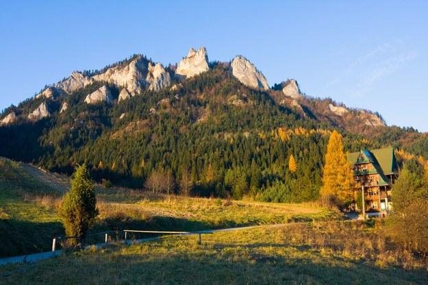Trzy Korony w Pieninach /123/RF PICSEL