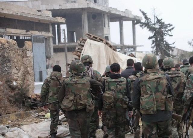 Trzy lata konfliktu w Syrii kosztowały życie ponad 130 tysięcy ludzi /SANA / HANDOUT /PAP/EPA