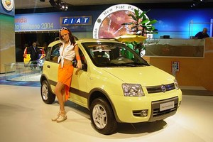 Trzy nowe wersje Fiata Pandy