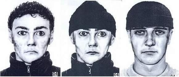 Trzy portrety pamięciowe  /Prokuratura w Zielonej Grze