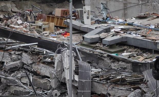 Trzydniowa żałoba narodowa w Meksyku. Rośnie bilans ofiar trzęsienia ziemi