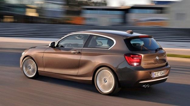 Trzydrzwiowe BMW serii 1 (F20) /BMW